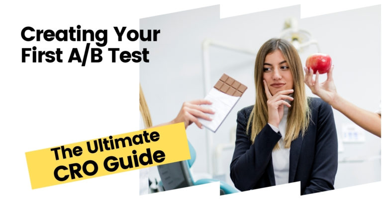 Creating Your First AB Test