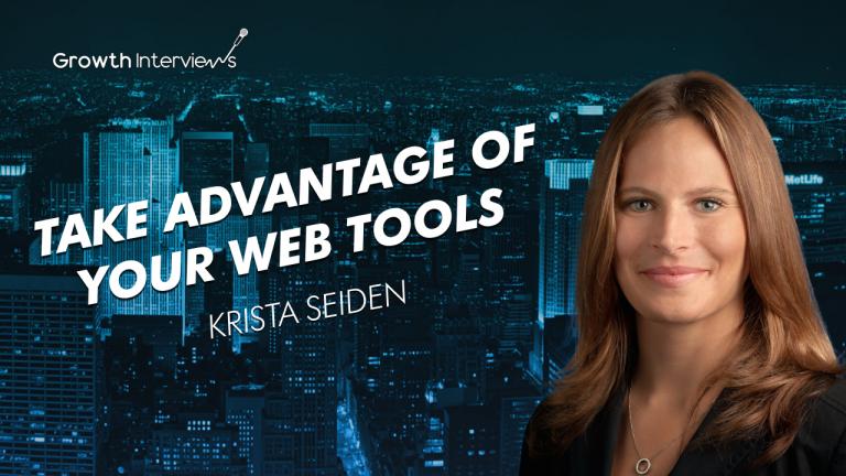 Krista Seiden present and future of data analysis