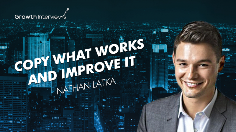 Nathan Latka podcast: Seize the B2B investment opportunity