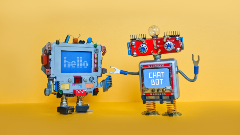 examples of chatbots in e-commerce