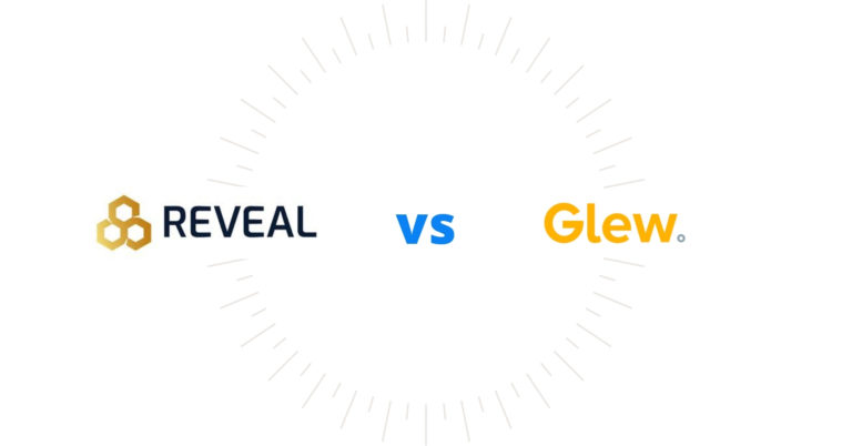 reveal vs glew