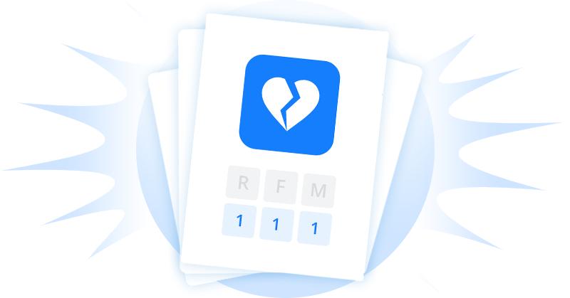 RFM Analysis breakups